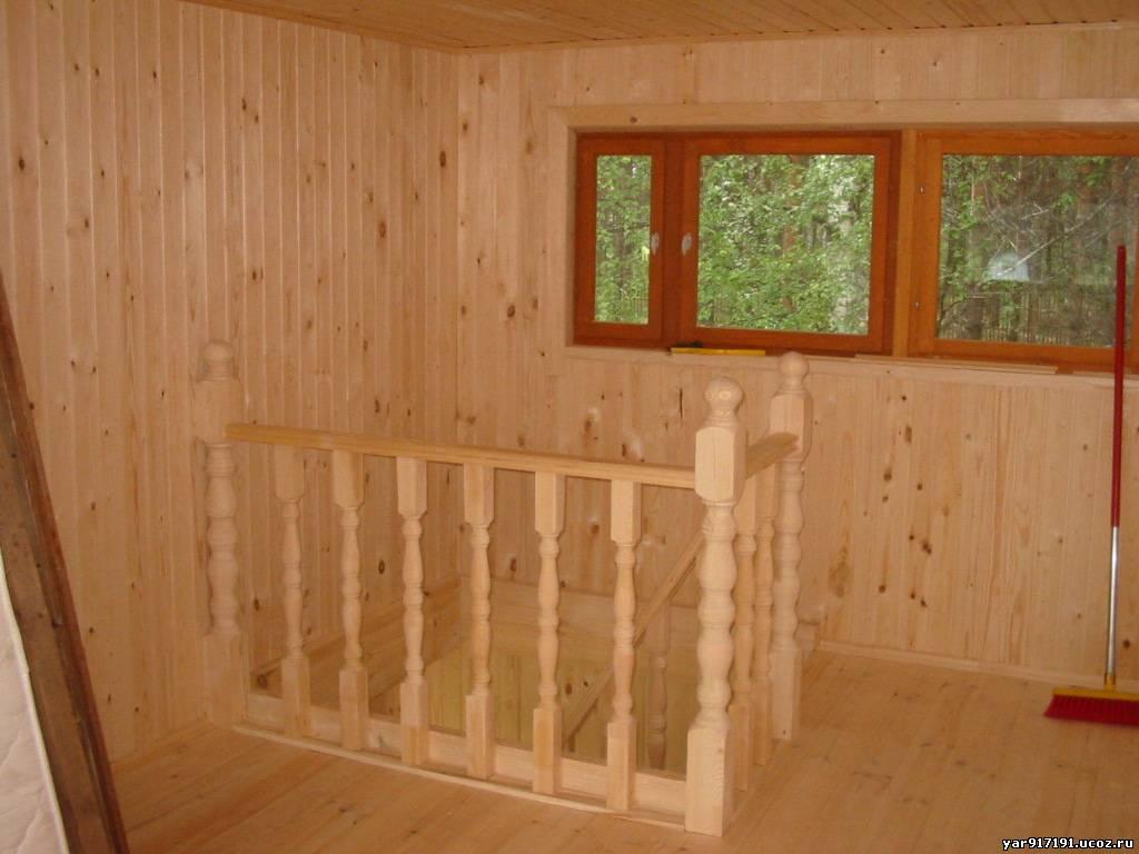 Дома и дачи - Лестницы