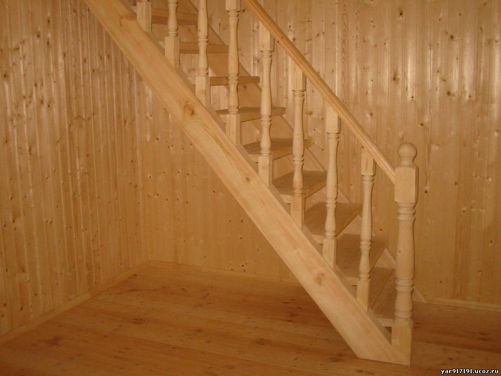 Лестницы готовые и Лестница на заказ, установка лестниц, монтаж лестниц